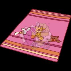 Детский ковер (м2)