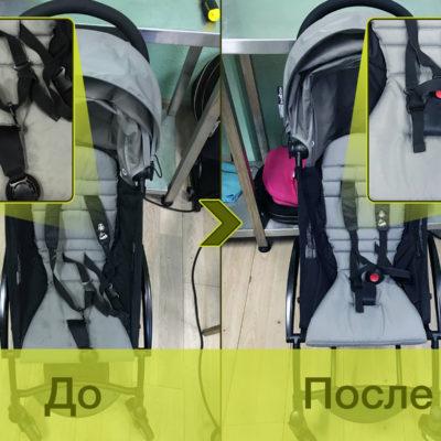 Все еще чистите детскую коляску дома? Взгляните на фото. Разве домашние методы смогут обеспечить такой результат? При этом здоровью вашего ребенка ничего не угрожает! Химчистка позволяет эффективно устранить любые, даже застарелые, пятна.