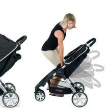 Как собрать коляску после стирки