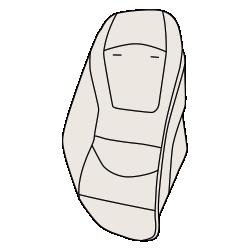 Чехол автолюльки