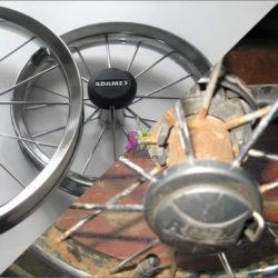 Удаление ржавчины ( коррозии) с металла шасси