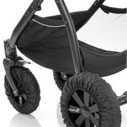 Чехлы на колеса детской коляски 12 дюймов (30см)