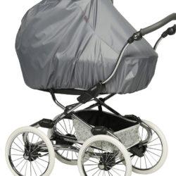 Чехол защитный для хранения детской коляски в подъезде (ткань)
