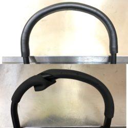 Перетяжка пены ручки коляски из неопрена