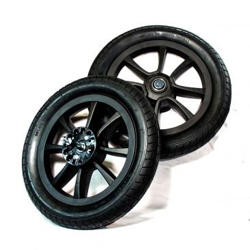 Колеса для коляски – какие выбрать?