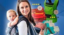 Народный рейтинг: ТОП лучших слингов для новорожденных